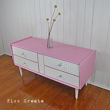 Sweet Retro Dresser