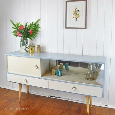 Beach Inspired Sideboard