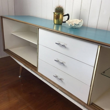 A Long Sideboard