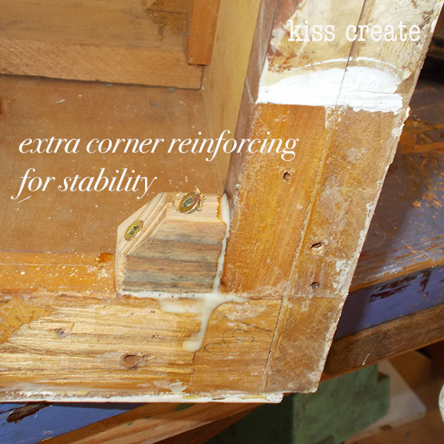 restoring furniture